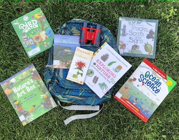 Summer 2021 Nature Explorer Backpacks!